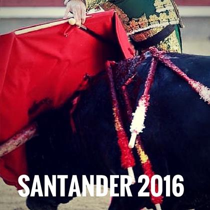 Toros Santander 2016