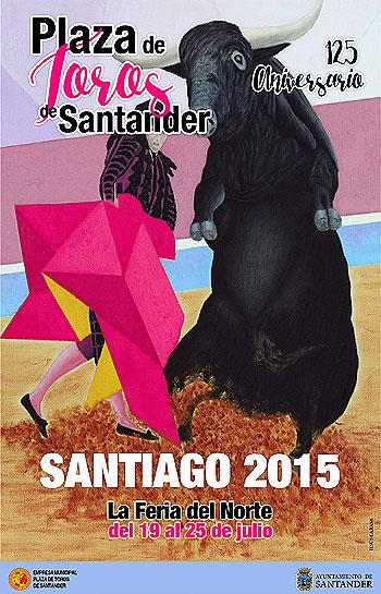 Toros Santander 2015