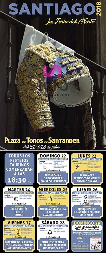 Toros Santander 2018