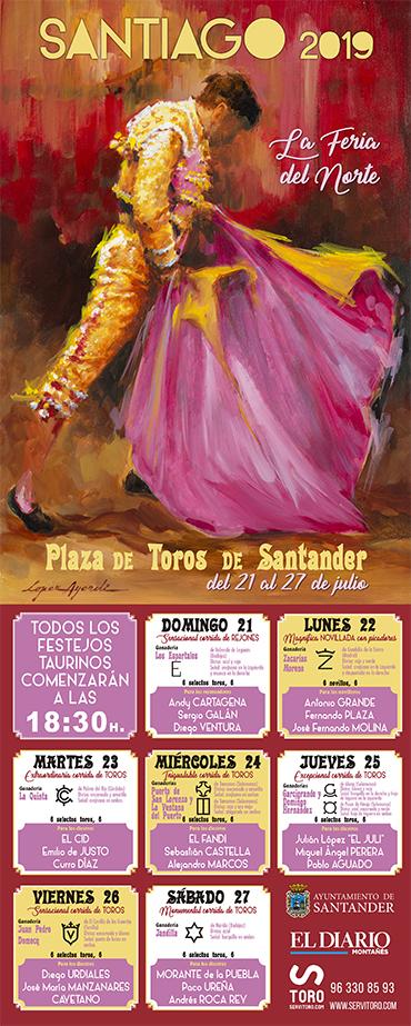 Toros Santander 2019
